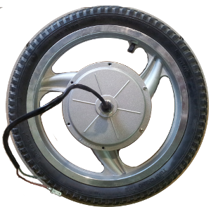 Chinese Segway's wheel with hub motor